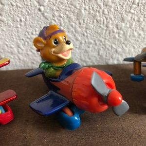 Other - Tailspin Airplane Happy Meal Toys 1990